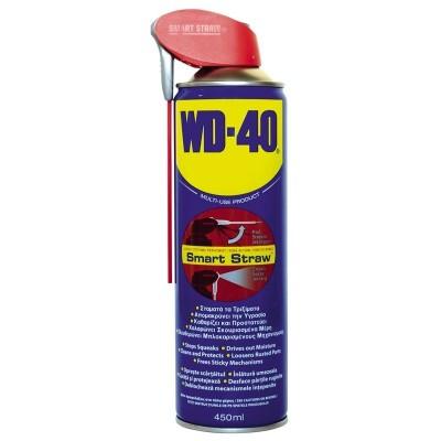 Lubrifiant multifuncţional WD40 SmartStraw 450ML