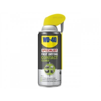Contact Cleaner - soluţie pentru curăţat contacte electrice WD40 - 400ml