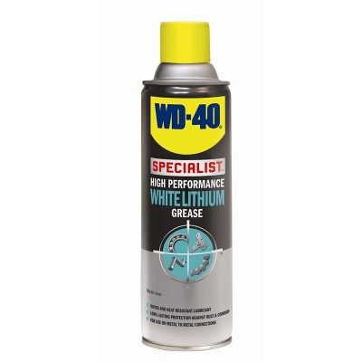 White Lithium - vaselină pe bază de litiu WD40 - 400ml