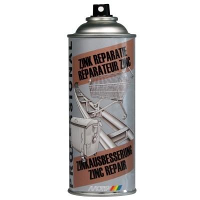 Zinc Spray - soluţie de protecţie a suprafeţelor zincate MOTIP