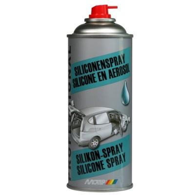 Silicon Spray - spray pe bază de silicon MOTIP - 400 ml