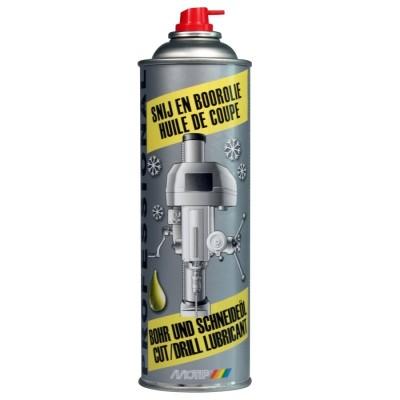 Cut&Drill - lubrifiant pentru tăiere şi filetare la rece MOTIP - 500ml