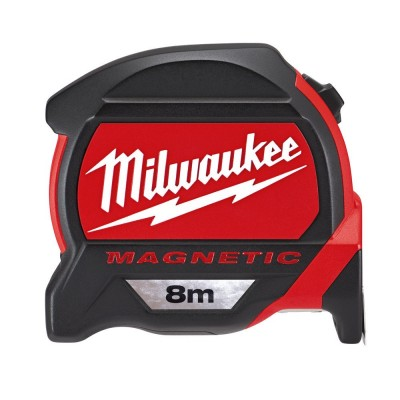Ruleta magnetica premium 8M/27mm Milwaukee