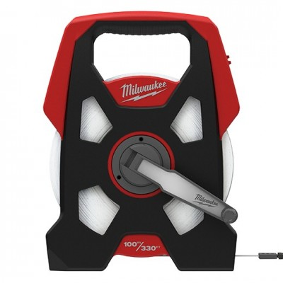 Ruleta carcasa deschisa 30 metri Milwaukee