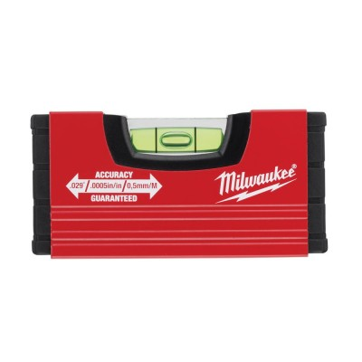 Nivela MINIBOX 10 cm Milwaukee