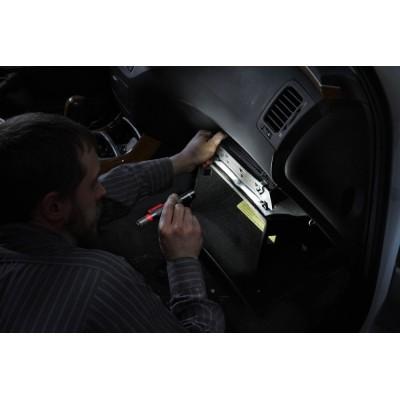 Lanterna LED tip stilou baterii alkaline IPL-LED